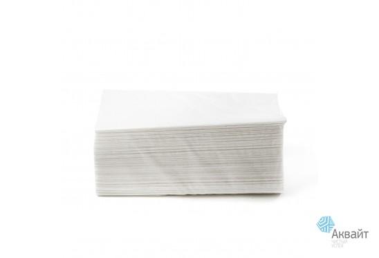 Полотенца бумажные листовые ZZ(V) DARI Стандарт -200 белые, 200 листов, 25 гр/м2, мягкие