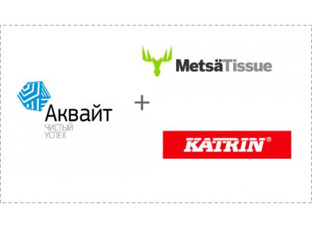 26.07.2016 Начало сотрудничества с Metsa Tissue