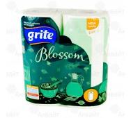 Бумажные полотенца Grite Blossom 2 шт./уп.