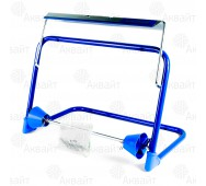 Диспенсер для протирочной бумаги Katrin настенный, синий