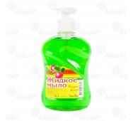 Радуга Яблоко 500мл\24 жидкое мыло дозатор
