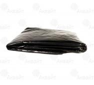 Пакеты для мусора ПВД пласт 180л черные 30 шт./10упак