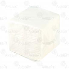 Салфетки бумажные белые (О) 100лист/пач.