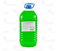 Средство моющее жидкое для посуды Виксан-Автомат Зеленое яблоко 5л