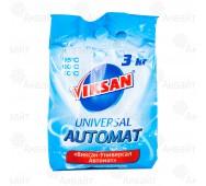 Средство моющее синтетическое порошкообразное универсальное Виксан-Универсал Автомат 3кг